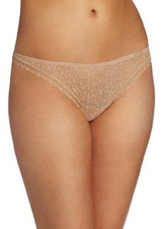 Calvin Klein Women's Brief Panty Encounters Thong