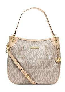 MICHAEL Michael Kors Jet Set Item Large Signature Shoulder Bag