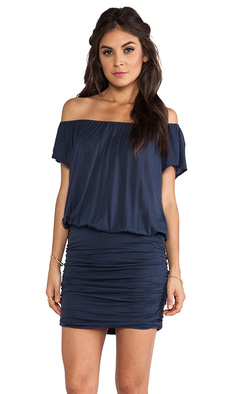 Soft Joie Samera Dress in Navy