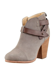 Harrow Nubuck Ankle Boot, Gray   Harrow Nubuck Ankle Boot, Gray