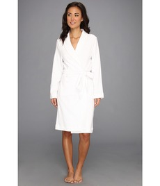 Hanro Plush Terry Wrap Robe 7127