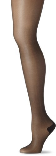 HUE Women's Backseam Sheer Tight