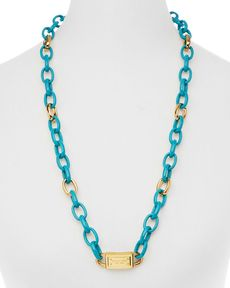 Michael Kors Long Link Necklace, 30""