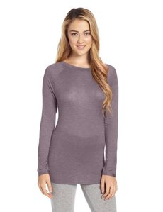 Calvin Klein Women's Layering Tees Long Sleeve T-Shirt