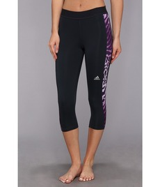 adidas Techfit Capri Tight - Crazy Fierce