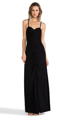 Rachel Pally Chrissy Maxi Dress in Black