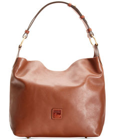 Dooney & Bourke Calf O-Ring Hobo