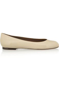 Marni Patent-leather ballet flats