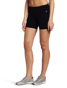 Danskin Women's Five Inch Bike Short