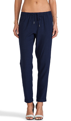 Joie Edana Pant in Navy