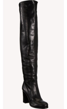 Prada Slouchy Over-the-Knee Boot