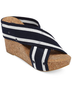 Lucky Brand Miller2 Platform Wedge Sandals