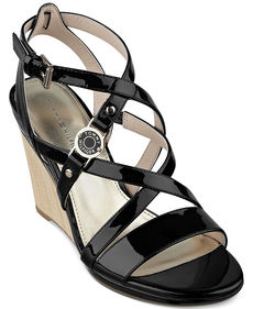 Tommy Hilfiger Women's Elizah Wedge Sandals