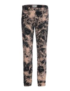 3.1 PHILLIP LIM Denim Faded Effect Abstract Pattern Colored wash Mid Rise Zip Button closing Five pockets Denim Woven not made of fur