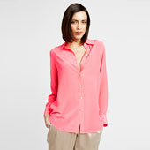 darcy silk shirt