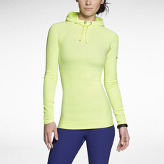 Nike Pro Hyperwarm Fitted Seamless Pullover