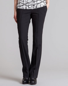Marni Straight-Leg Stretch Gabardine Pants