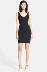 Tracy Reese Lace Trim Tank Dress