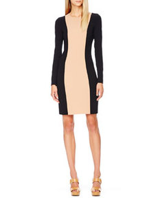 Stretch-Wool Dress   Stretch-Wool Dress