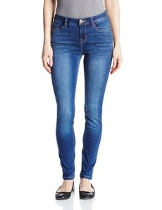 Kensie Jeans Women's High Rise Ankle Biter