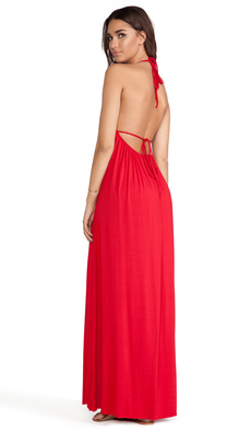 Rachel Pally Nikki Dress in Red