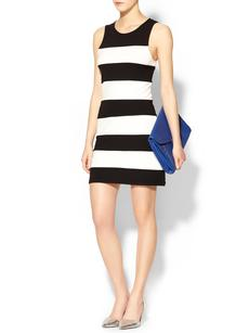 Sanctuary Stripe Molly Shift Dress