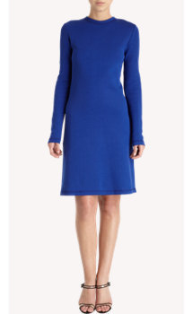Proenza Schouler Neoprene A-Line Dress