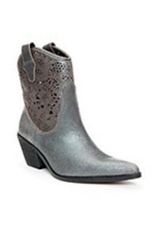 """Donald J Pliner® """"Seline"""" Casual Boots with Floral Detail"""