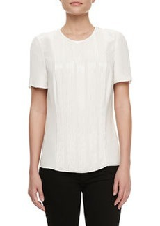 JASON WU Short-Sleeve Combo Tee