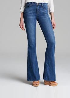 J Brand Jeans - Valentina Flare in Sail