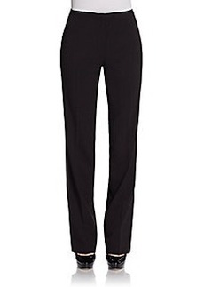 Tahari Straight-Leg Trousers