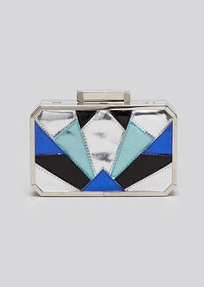 Badgley Mischka Clutch - Hanna Geo