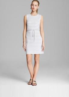 Soft Joie Dress - Paseo Pocket Stripe