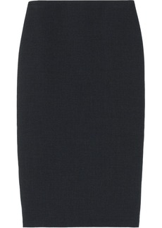 Miu Miu Wool-blend gabardine pencil skirt