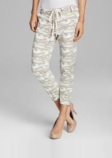 True Religion Pants - Camo Jogger Skinny