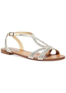 Steve Madden Women's Starrz Flat Sandals