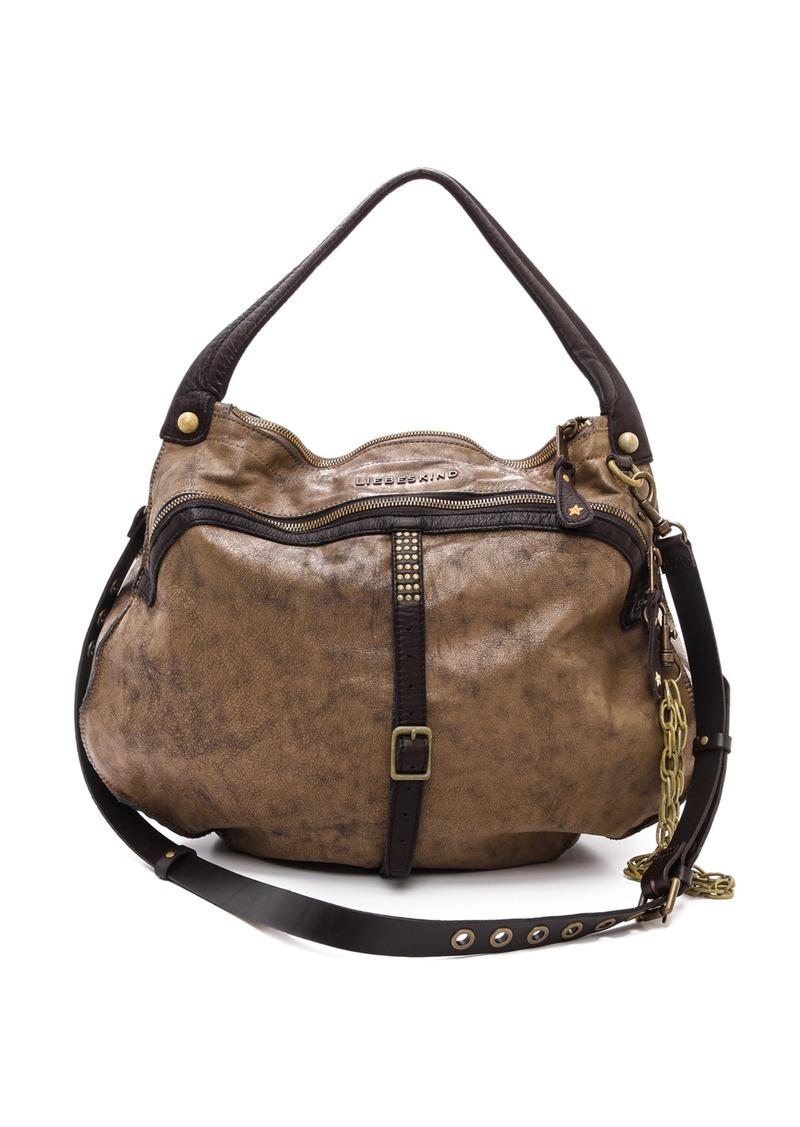 liebeskind liebeskind kiley shoulder bag handbags shop it to me. Black Bedroom Furniture Sets. Home Design Ideas