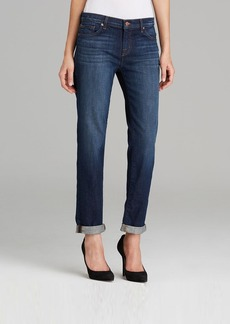 J Brand Jeans - The Jake Slim Boyfit in Hot Shot