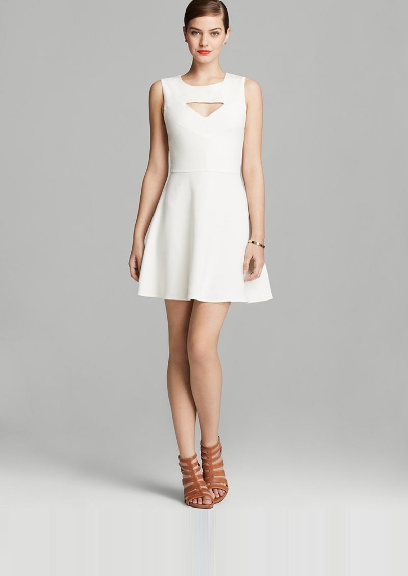 FRENCH CONNECTION Dress - Feather Ruth Classics Cutout