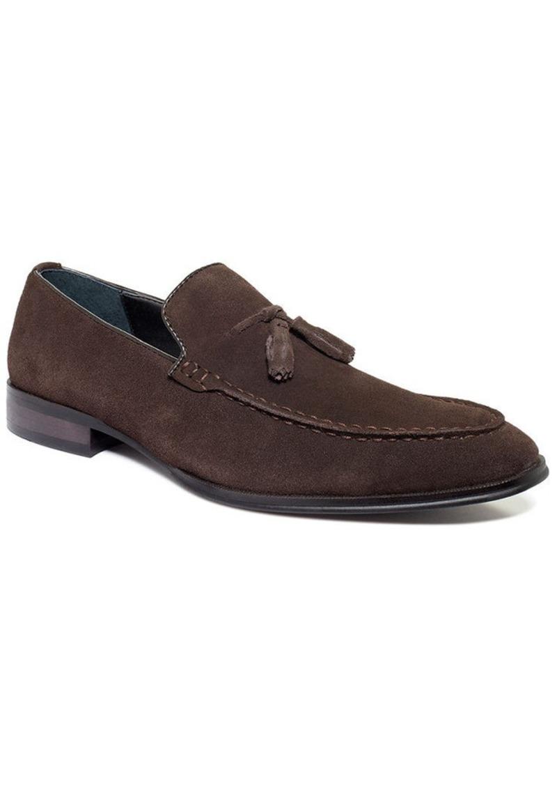 alfani alfani s shoes bedford suede slip on tassel