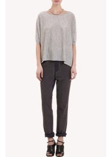 J Brand Cashmere Boxy Ingrid Sweater