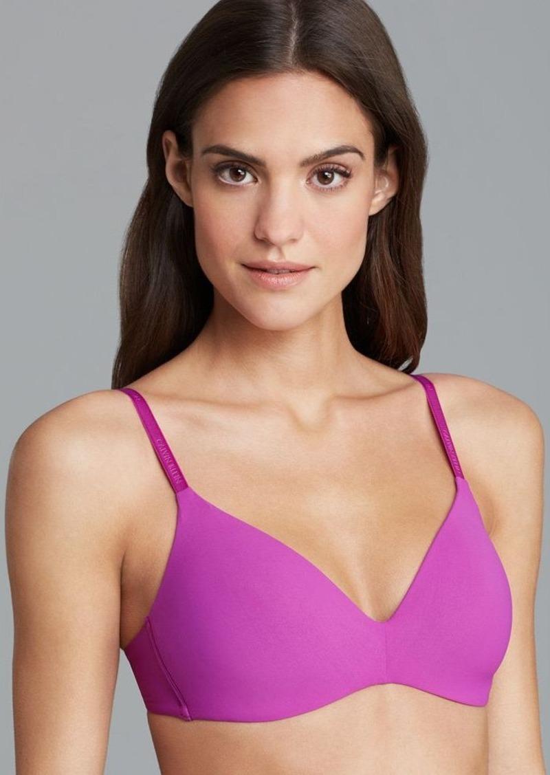 Calvin Klein Underwear Wireless Contour Bra - #F2781
