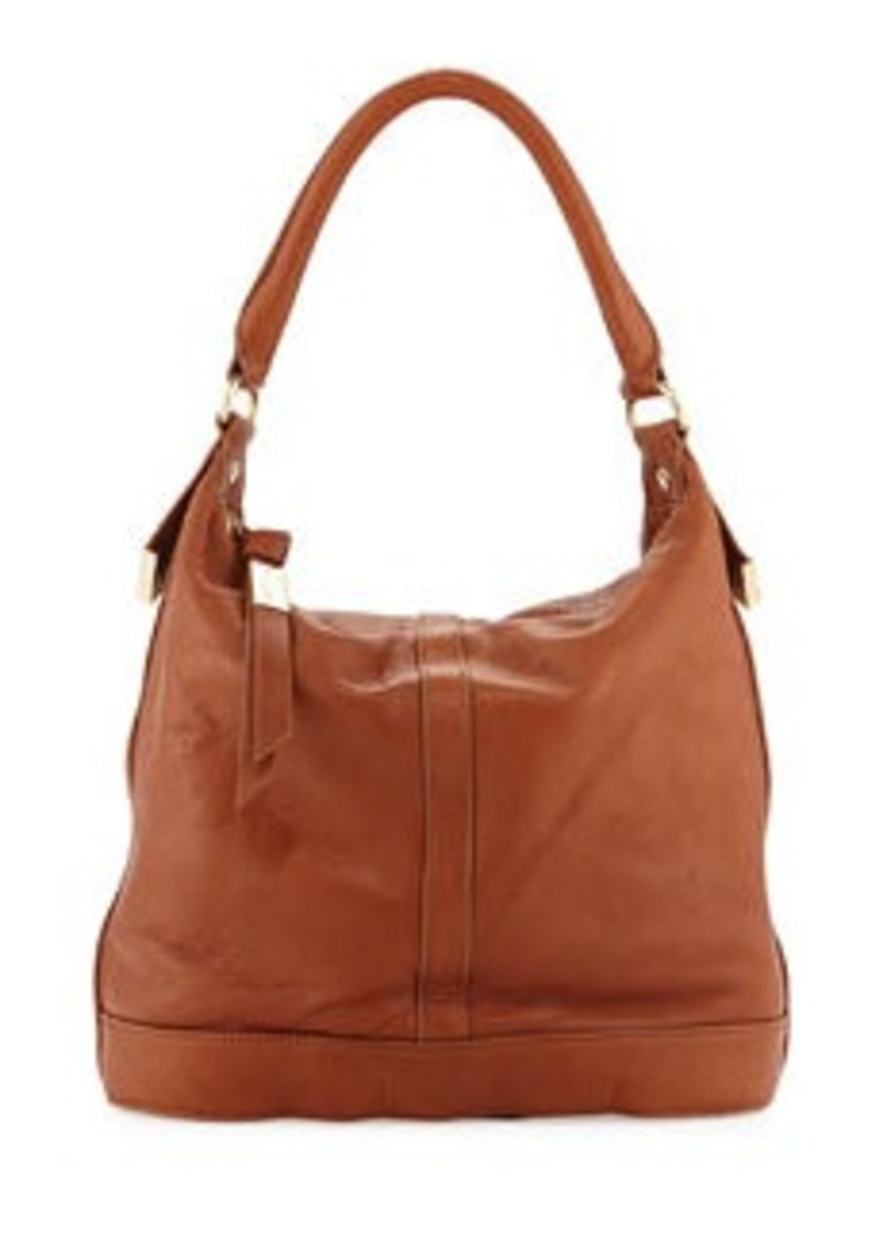 Foley + Corinna Medium Framed Shoulder Bag, Whiskey