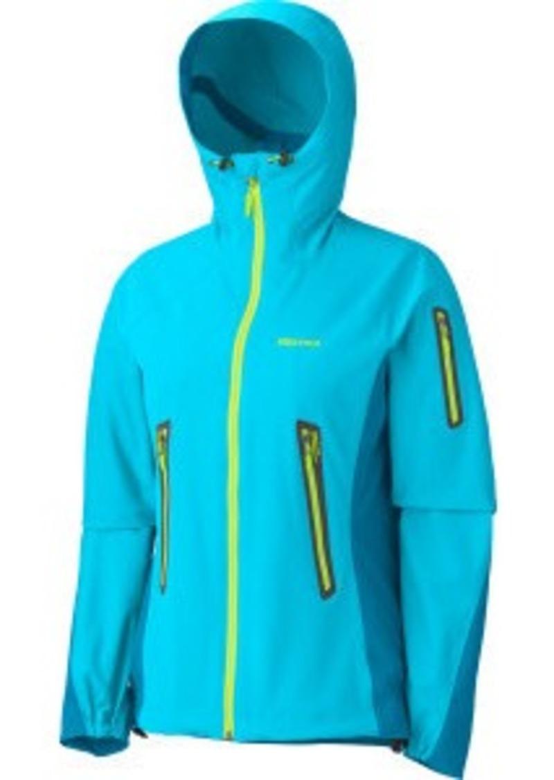 Marmot Vapor Trail Hooded Softshell Jacket - Women's