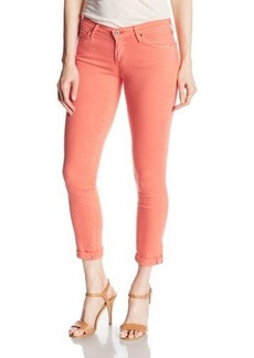 AG Adriano Goldschmied Women's Stilt Cigarette Roll-Up Jean