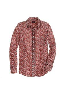Liberty boy shirt in Betsy Ann floral