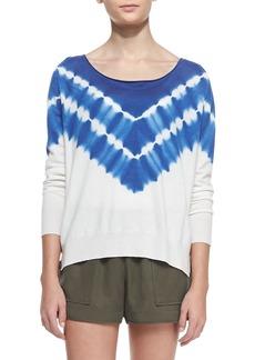 Joie Emari Tie-Dye Sweater