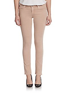 AG Adriano Goldschmied Low Rise Skinny Jeans