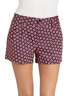 Nanette Lepore Trippy Printed Shorts