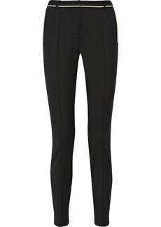Jason Wu Mid-rise stretch wool-blend skinny pants